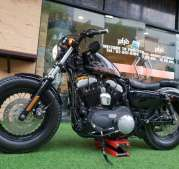 Sportster Forty-Eight 1200 0